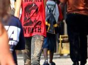 Agyness Deyn moque Britney Spears