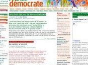 Tournée d'amendements Démocrates mouvement