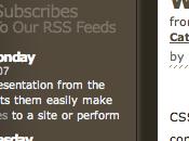 meilleurs thèmes gratuits Wordpress 2007