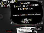 Dolce Gusto quant Jamel joue Georges Clooney