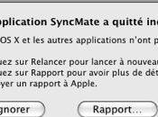 Aperçu SyncMate, logiciel synchronisation terminaux Windows Mobile sous