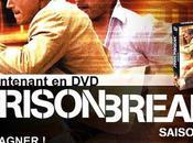 Concours Prison Break saison coffrets gagner goodies