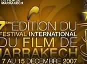 Festival film Marrakech Décembre 2007