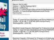 WLMail Backup