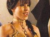 Kristen Bell devient Princesse Leia