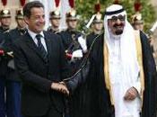 prisonnier lobbies, sarkozy, bientôt arabie saoudite....
