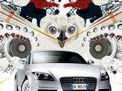 Audi Quattro Snowboard.