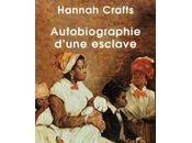 Autobiographie d'une esclave ouvrage magnifique