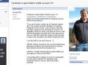 Robert Scoble banni Facebook