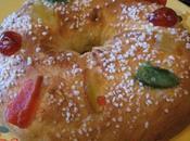 Vive gâteau Rois provencal