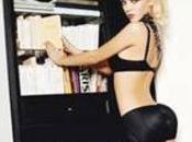 c'était possible d'avoir cheveux lionne Sharon Stone regard intense Demi More?