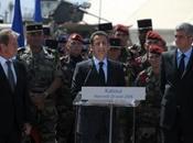 Nicolas Sarkozy compassionnel purement opportuniste peut s'empêcher rire dans cimetières