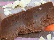 Parfait glacé chocolat....un dessert fort sympathique