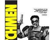 Watchmen cinquième journal vidéo couvertures magazine
