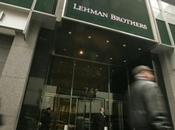 bourse porte après faillite Lehman Brothers.