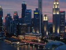 Grand Prix Singapour premier nuit