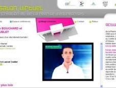 Captain-Market salon virtuel création d'entreprise