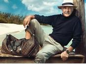 Sean Connery pour Louis Vuitton
