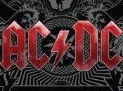 Chasse trésor AC/DC Black