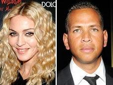 Madonna Alex Rodriguez seraient pleine romance