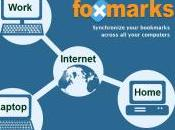 Foxmarks synchronise également passwords