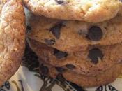 Cookies Pétites Chocolat sans Beurre pour Semaine Goût