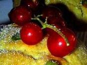 Muffins groseilles vert Matcha
