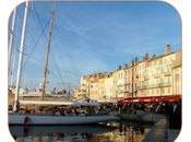 Saint-Tropez, port clocher jaune ocre photos