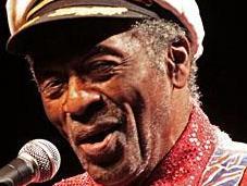 Chuck Berry, Concert