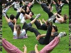 dimanches sport découverte parc Montsouris