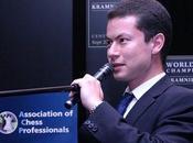 Joël Lautier nommé tête l'équipe France masculine d'échecs