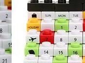 J'aime bien Puzzle Calendar façon Lego (via). Chez Gui...