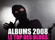 Albums 2008 blogs!