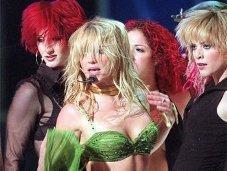 Britney Spears élue célébrité l'année Entertainment Tonight