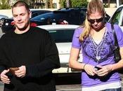 L'ex-mari Britney Spears file parfait amour avec nouvelle conquête (Photos)