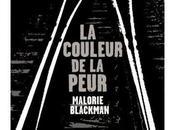 couleur peur Malorie Blackman