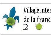 Maillardville Village international francophonie 2010 lors Jeux Olympiques Vancouver