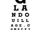 Test visuel Acuité visuelle
