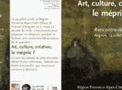 Art, culture, création, mépris