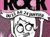 Compte-rendu soirée festival Bordeaux Rock, Rock School Barbey 24/01