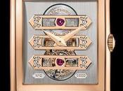 Horlogerie Girard-Perregaux Vintage 1945, Tourbillon sous Trois Ponts d'Or