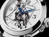Cartier Pasha '25th Polo St.Moritz'