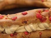 Pâte choux paris-brest