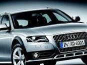 Audi AllRoad premières photos