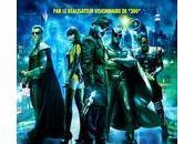 Watchmen plein d'images vidéos