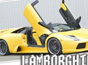 Lamborghini Gallardo série photos envoutante