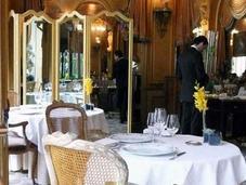 L'Espadon l'Hôtel Ritz cuisine classicisme vivant