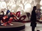 Arad réinvente courbes Centre Georges Pompidou Paris