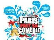Paris fait comédie