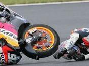 MotoGP blessures plus graves prévu pour Dani Pedrosa